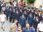 oslavy 125 let hasičů v Určicích