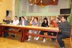 ustavující schůze obecního zastupitelstva