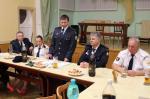 schůze hasičů